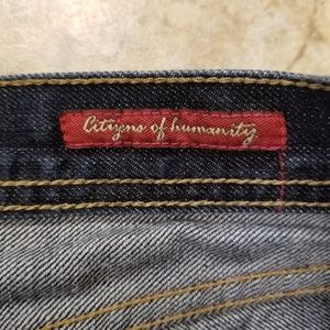 Citizens Of Humanity Jeans - Like New Citizens of Humanity Low Waist Flare Jean